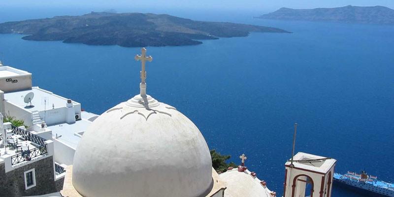 Benvenuti in Grecia